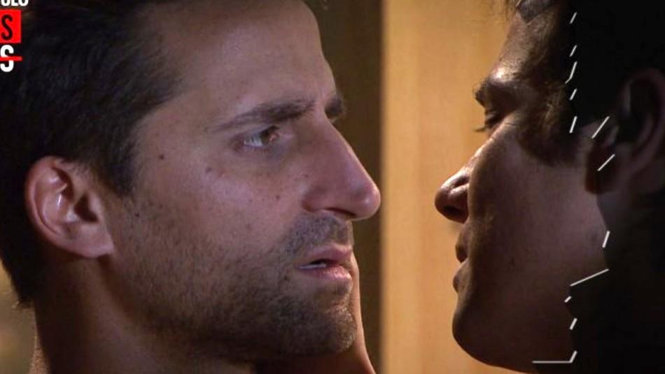 Verdades Ocultas: Adelanto muestra que Nicolás confiesa a Tomás que está enamorado de él