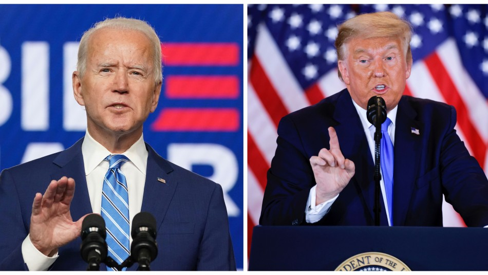 Los cinco estados donde se juega la elección presidencial en EEUU