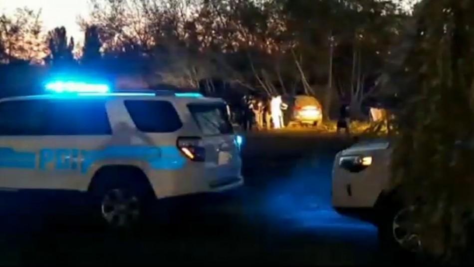 Dos jóvenes asesinados en La Pintana: Investigan ajuste de cuentas