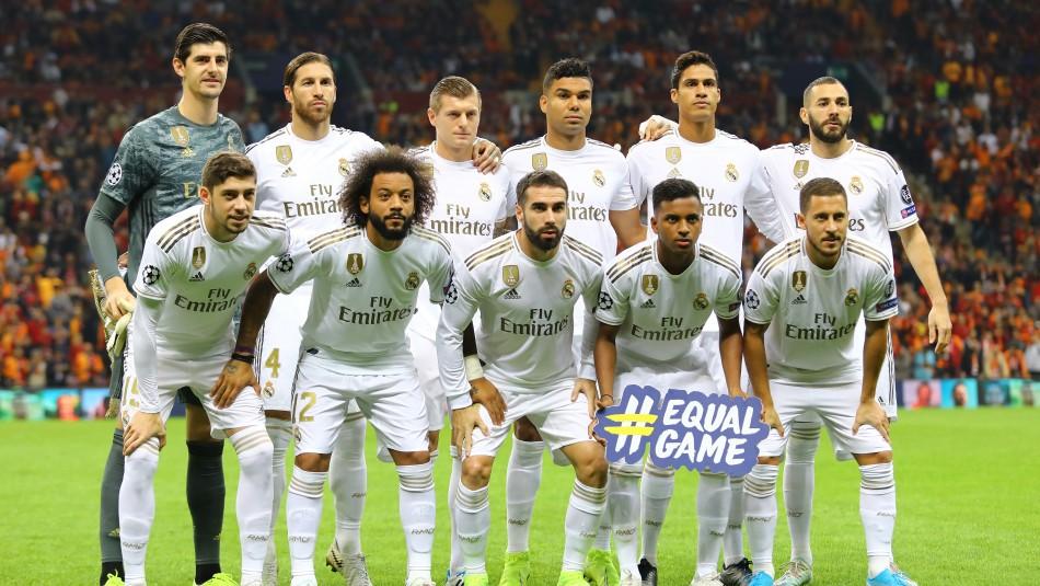 La pandemia afecta al Real Madrid: Dos figuras del equipo dieron positivo a test de coronavirus