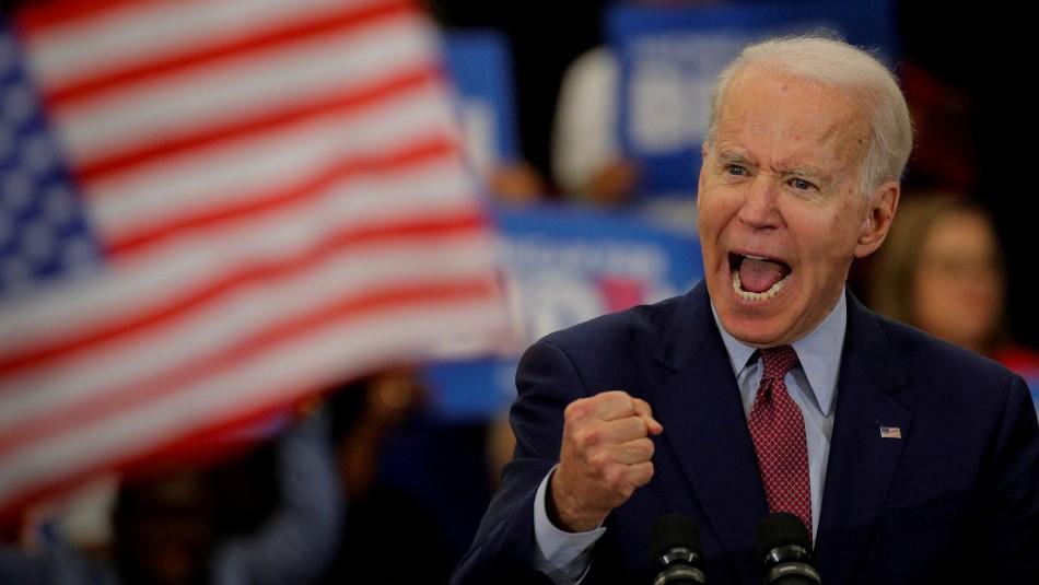 Joe Biden en Twitter: