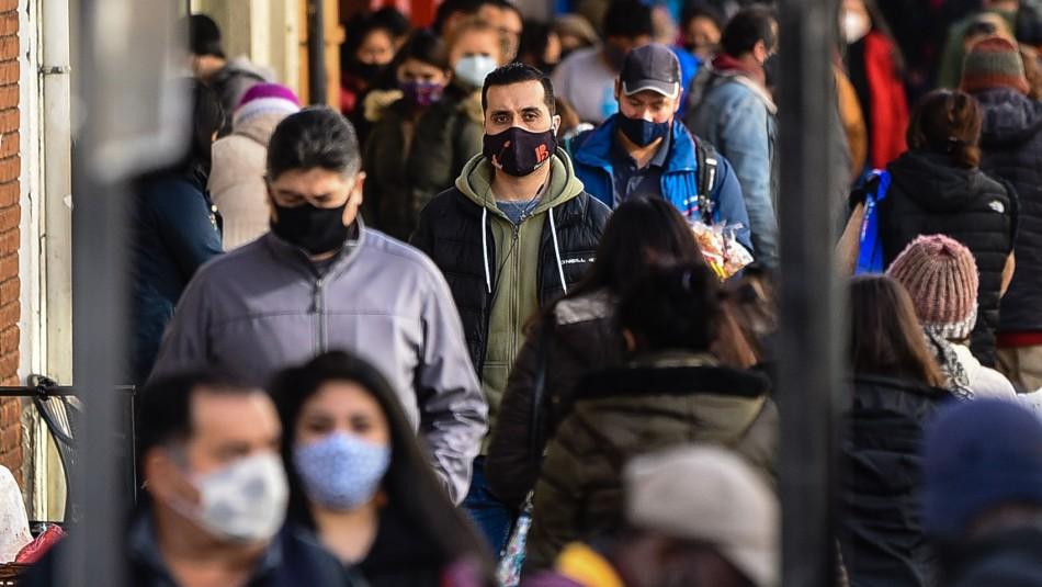 Las 20 comunas con más casos activos de coronavirus: Lideran Temuco, Puerto Montt y Valdivia