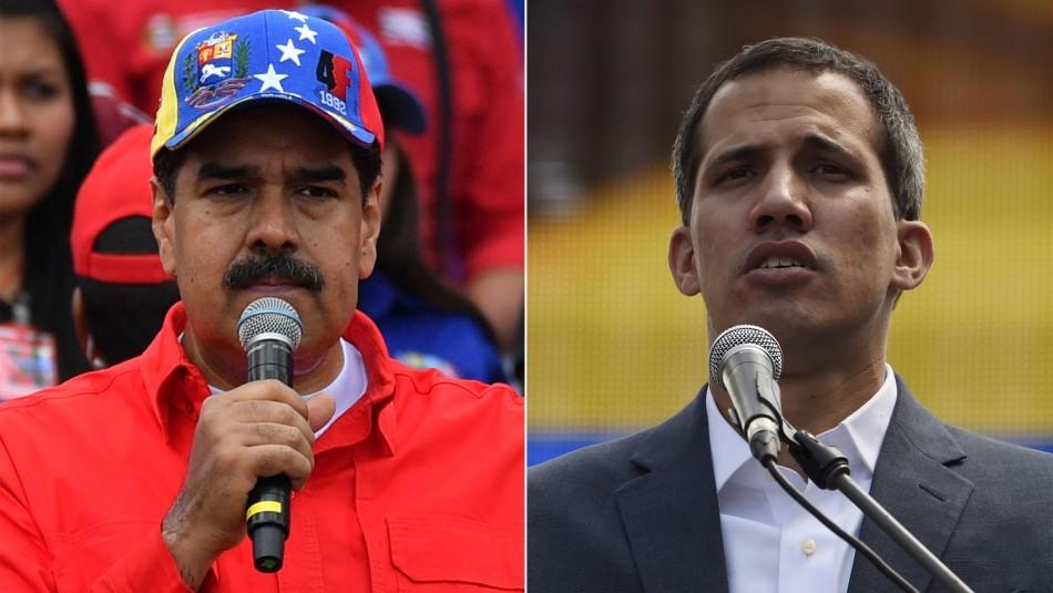 Maduro y Guaidó felicitan a Biden por su triunfo en elecciones de Estados Unidos