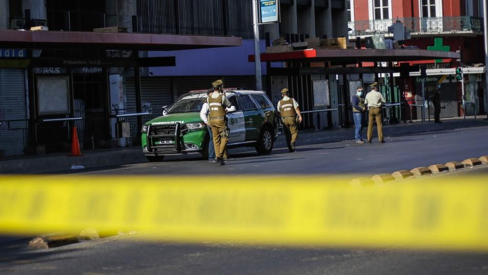 Posible riña: Encuentran dos cuerpos y otras dos personas lesionadas en Barrio Meiggs