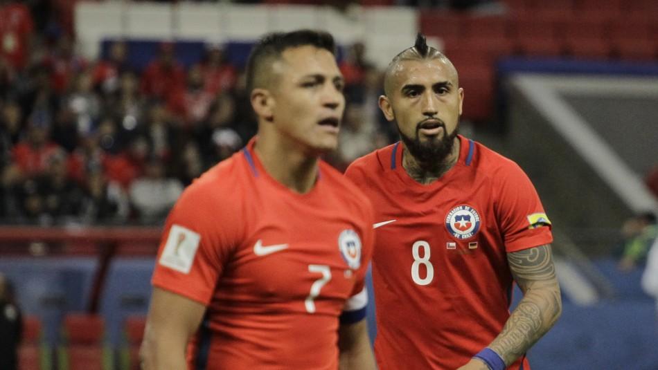 Selección Chilena: Se retrasa presencia de Arturo Vidal y Alexis Sánchez por el coronavirus