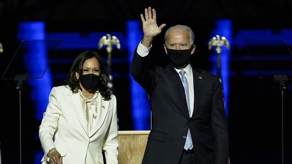 Vencer al coronavirus y mejorar la economía: Las primeras actividades de Biden y Harris