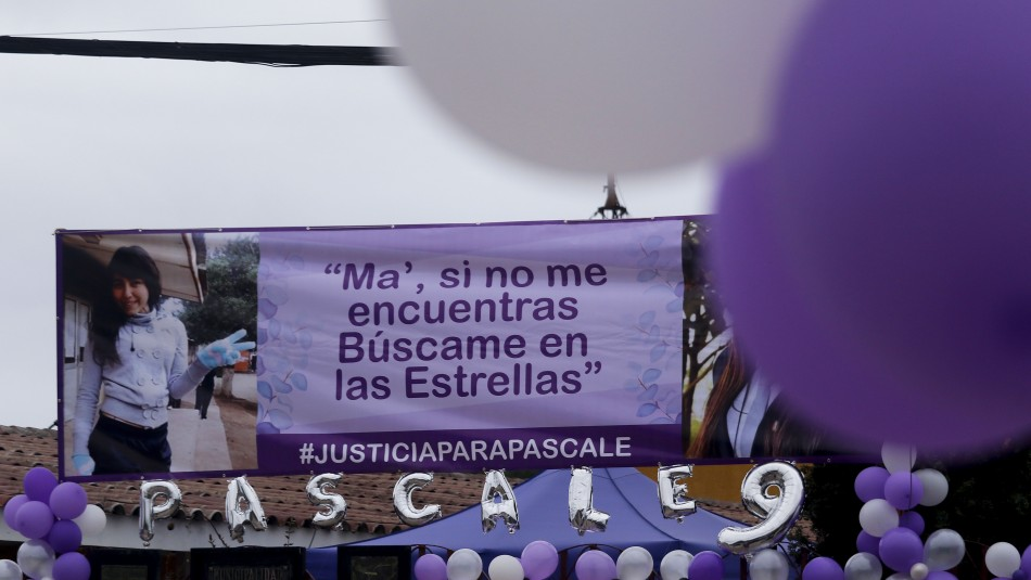 Caso Pascale Alvarado reactivan búsqueda de su cuerpo.