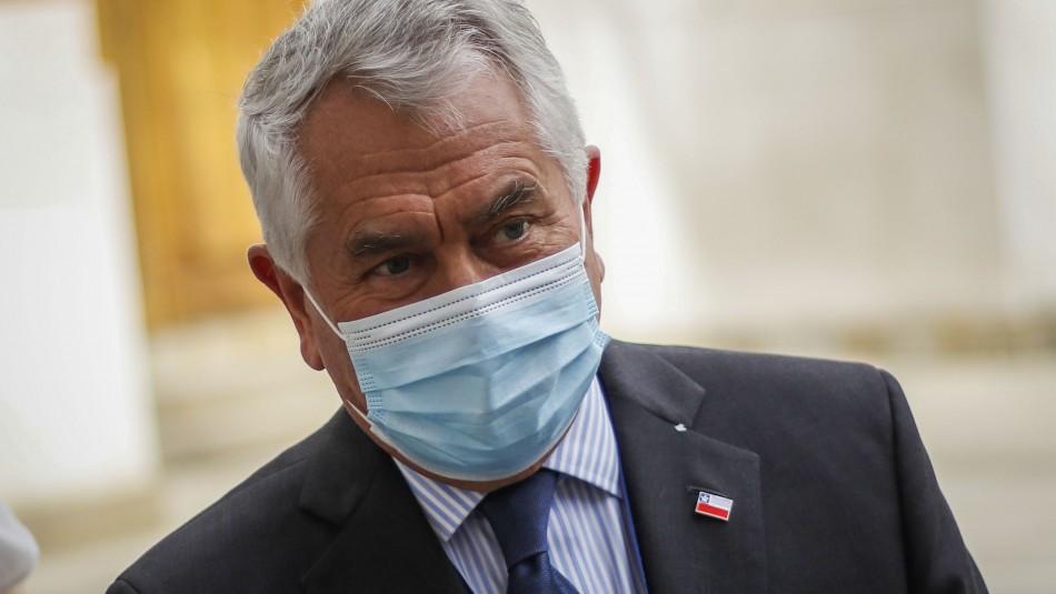 Minsal entregó nuevo balance al combate del coronavirus.