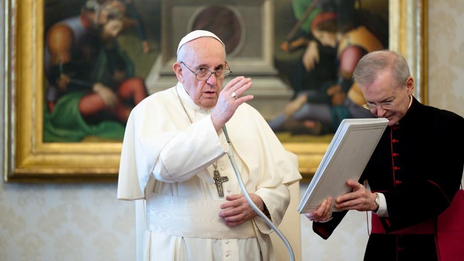 Papa Francisco recuerda los 500 años de la primera misa en Chile