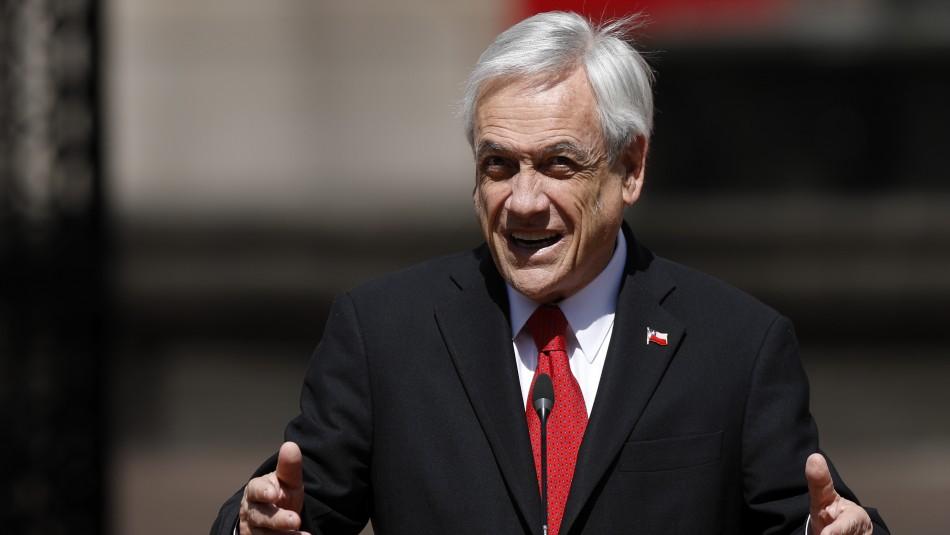 Presidente Piñera y economía chilena: