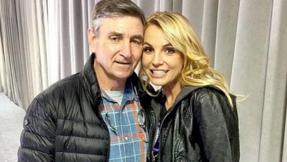 Padre de Britney Spears dice que salvó su fortuna y acumula 60 millones de dólares