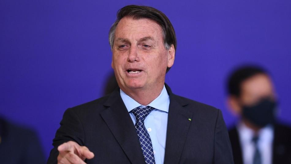 Bolsonaro es criticado por pedir que brasileños