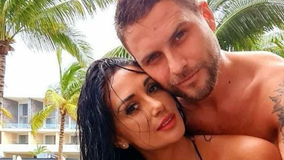 Pamela Díaz contó las razones por las que ocultó su romance con Jean Philippe Cretton