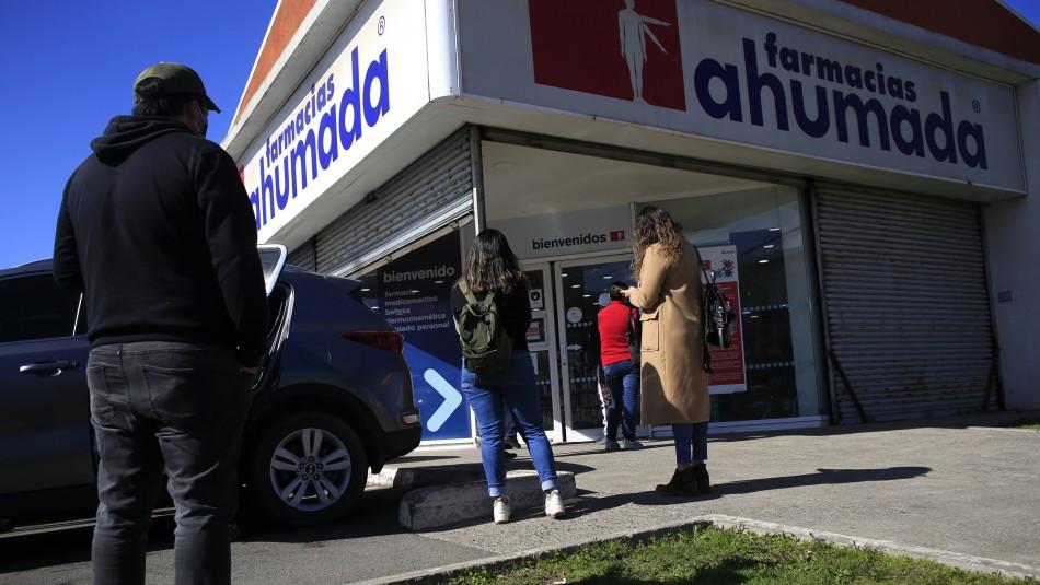 Compensación por colusión: La razón por la que Farmacias Ahumada no suscribió el acuerdo