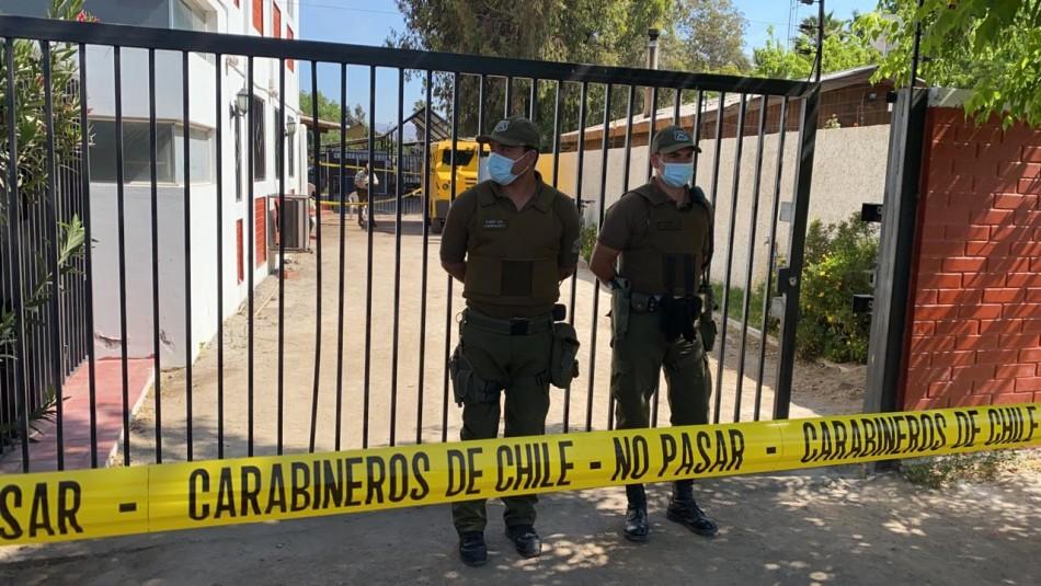 Frustran asalto a centro de pago de pensiones: Amenazaron a dos adultos mayores