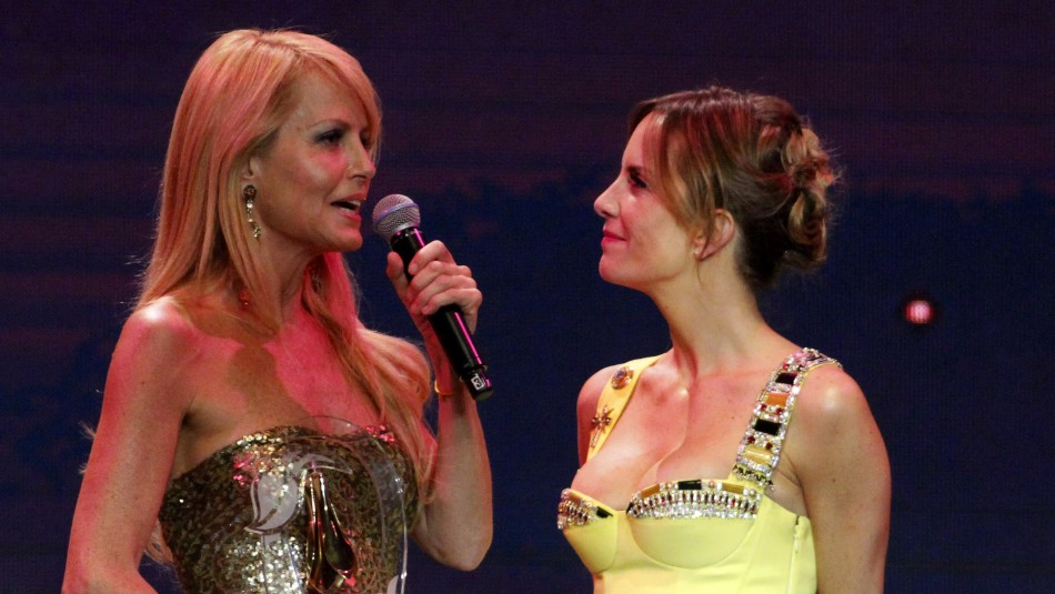 Diana Bolocco revela secreto romance de Cecilia Bolocco con cantante mexicano