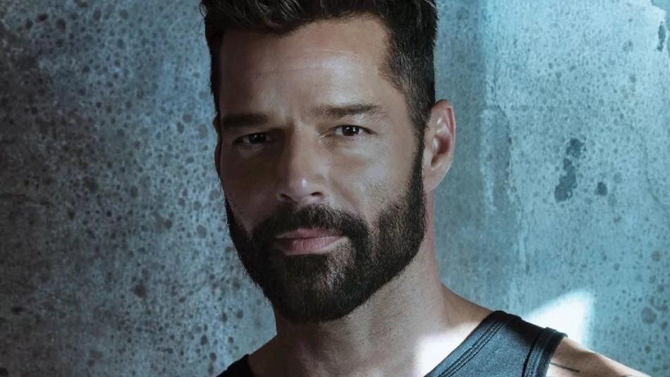 ¿Se viene un cambio de look? Ricky Martin deja entrever que cambiará su estilo