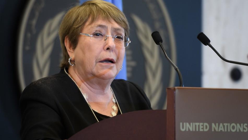 Bachelet pide investigar posibles crímenes de guerra por civiles muertos en Etiopía