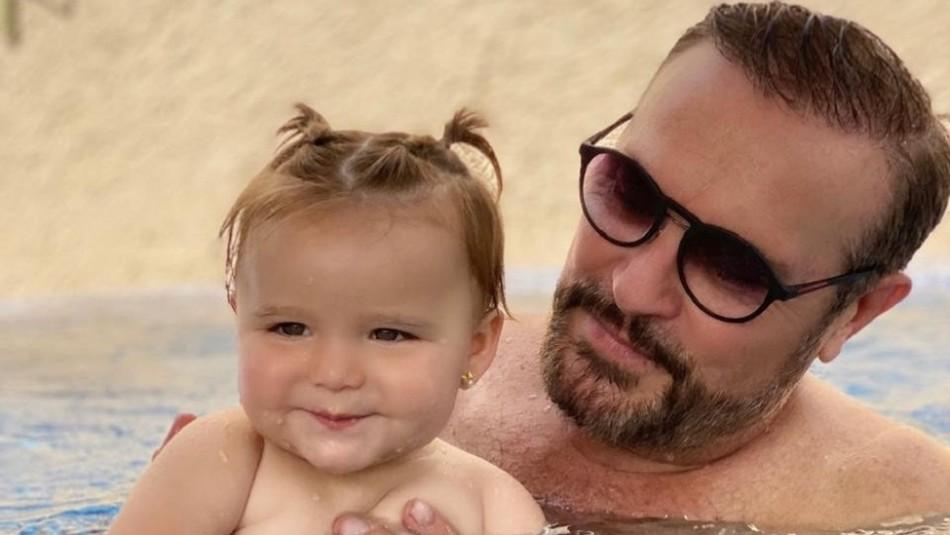 Arturo Peniche es abuelo otra vez: Su hijo Brandon tuvo un niño
