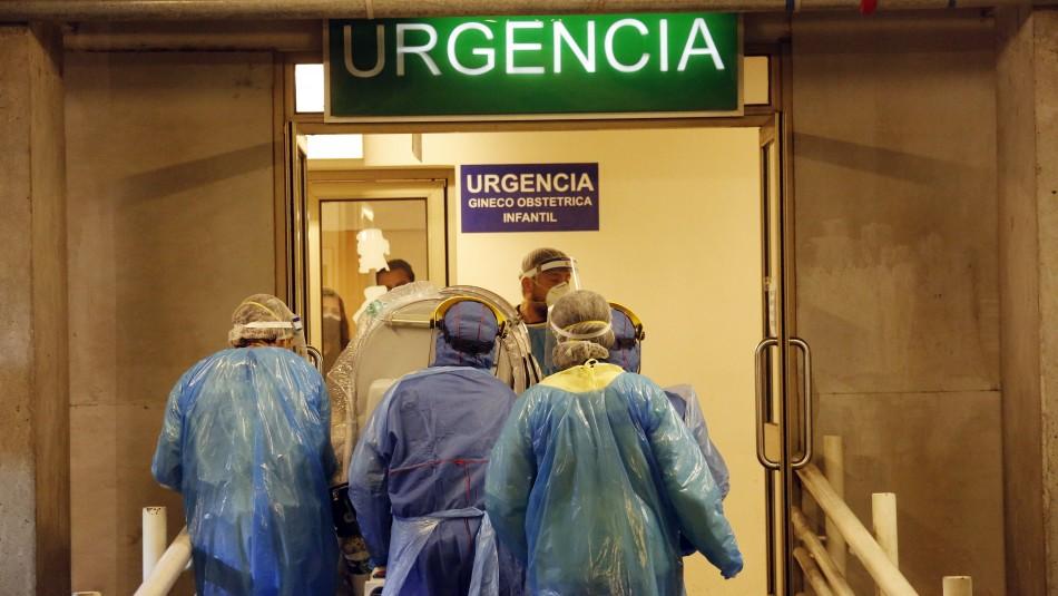 Coronavirus en Chile: Minsal reporta más de 1.600 nuevos casos y 39 muertes en las últimas horas