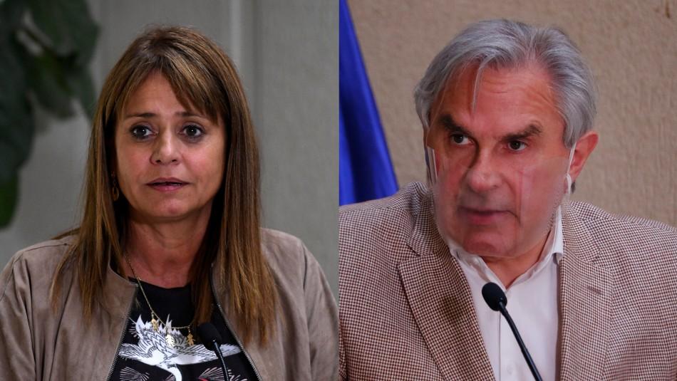 Moreira responde a Van Rysselberghe: Es inaceptable que amenace a quienes votan por el 10%