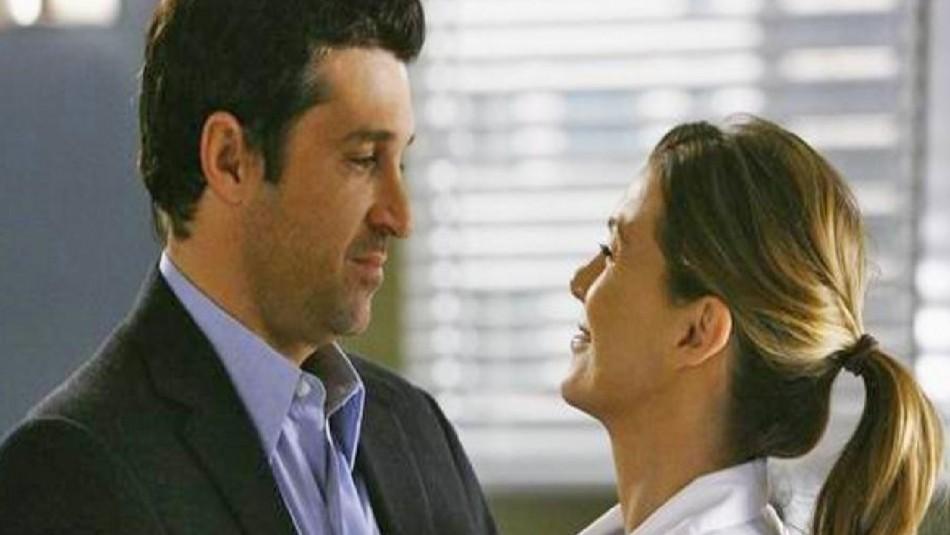Grey's Anatomy: Aparición de