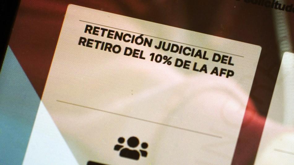 Retiro del 10%: Instruyen a las AFP para acelerar pago de retenciones por pensiones de alimentos