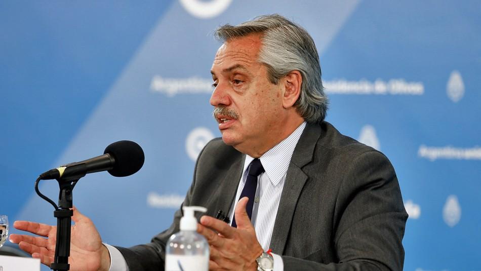 Argentina abre debate sobre impuesto a los