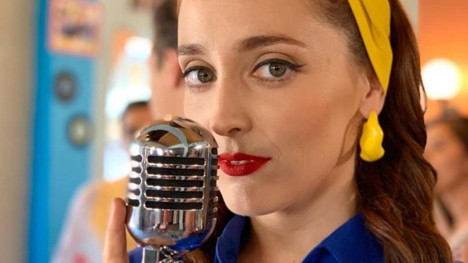 Actriz Francisca Walker lanzará su primera canción: La hizo en cuarentena y habla de amor