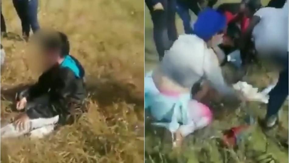 Denuncian que menores de residencia del Sename fueron heridos por disparos de Carabineros