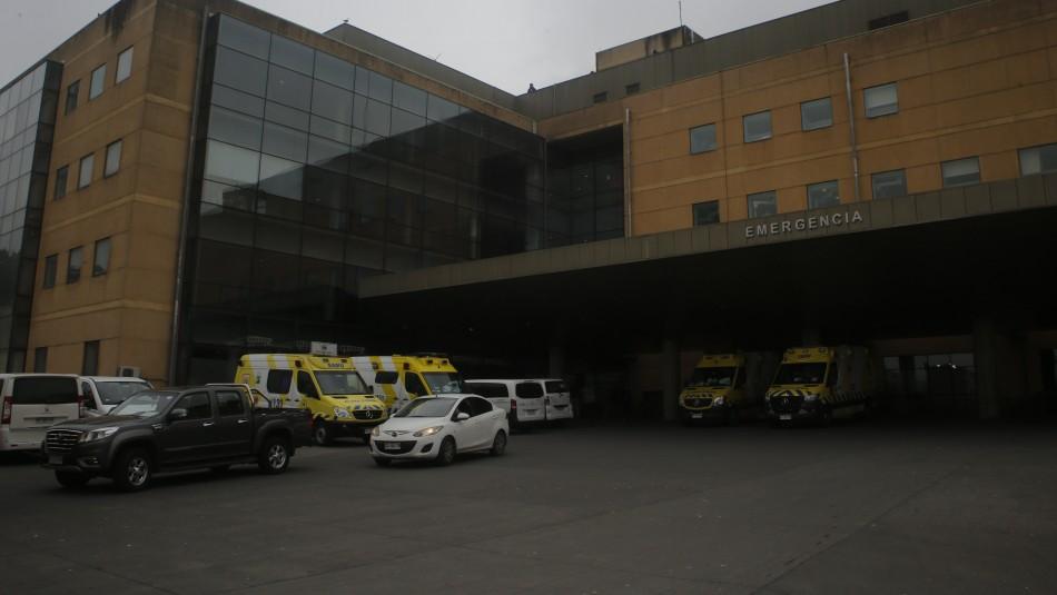 Menores baleados en Talcahuano están en