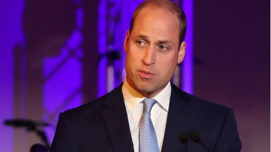 El príncipe William está molesto con