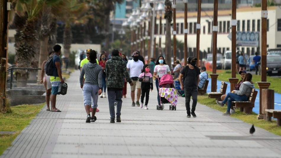 Cuarentenas: Las 16 comunas que cambian su estado de confinamiento
