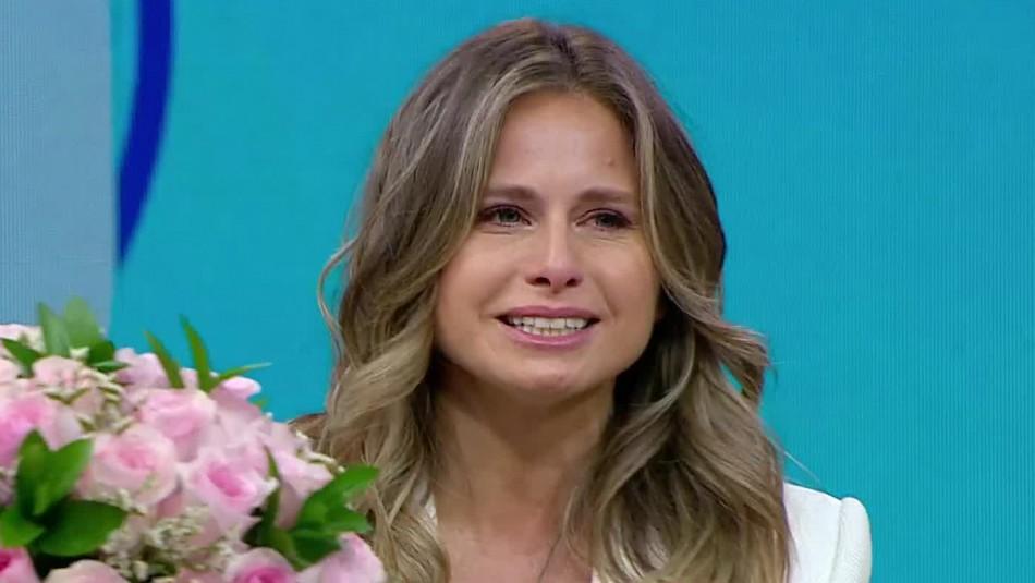 Soledad Onetto se despidió entre lágrimas del Mucho Gusto: