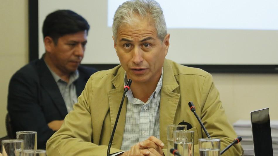 Mario Aguilar pide mesa de trabajo por retorno a clases en 2021:
