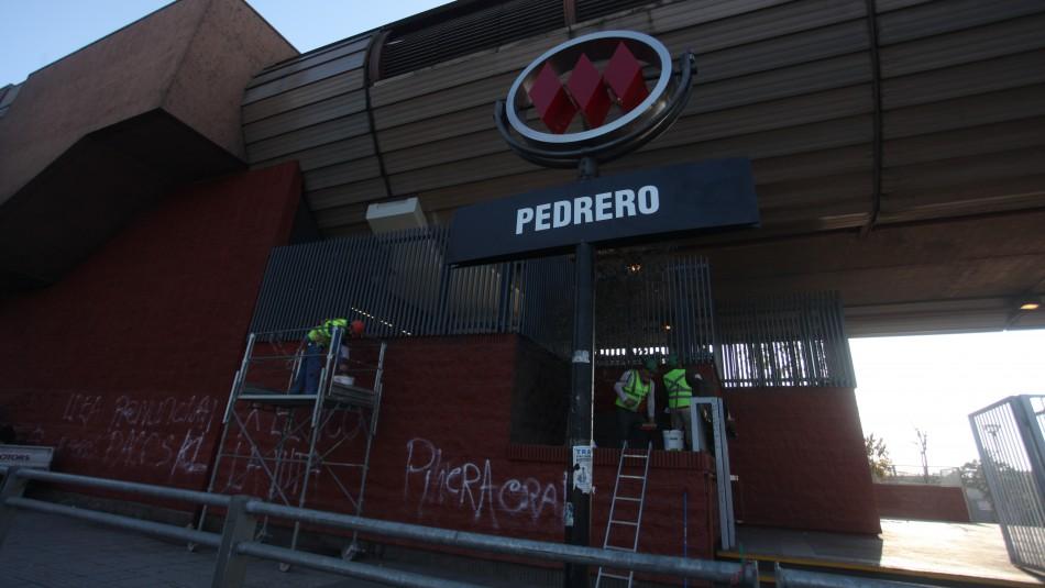 Presentan recurso de nulidad por fallo que absolvió a acusados de quemar estación Pedrero