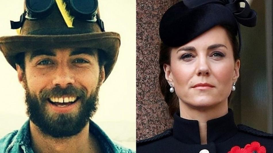 Informal y nada parecido a la realeza: Así es el hermano de Kate Middleton