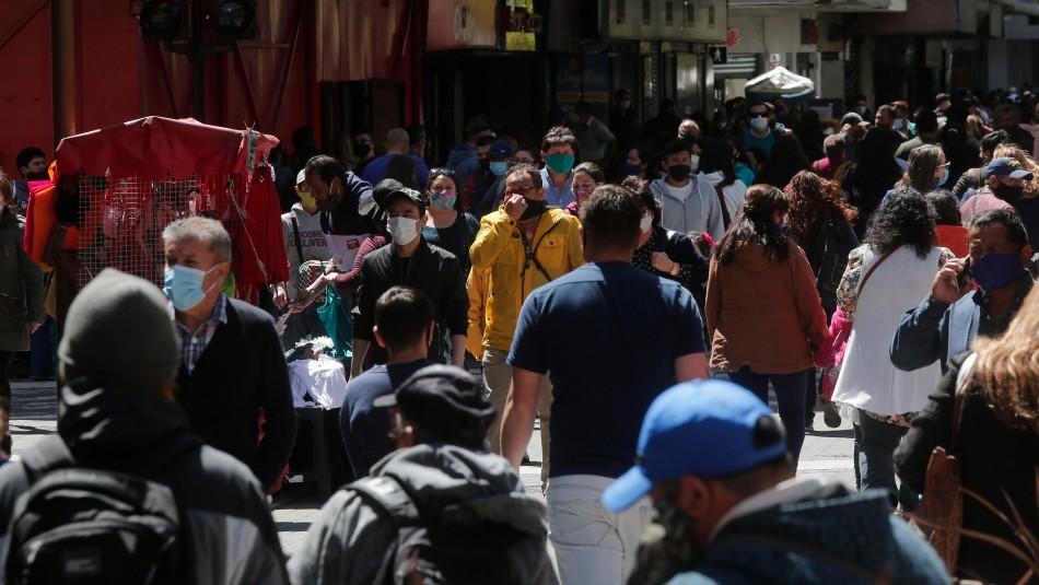 Región del Biobío sufre fuerte alza: Las 20 comunas con más casos activos de coronavirus