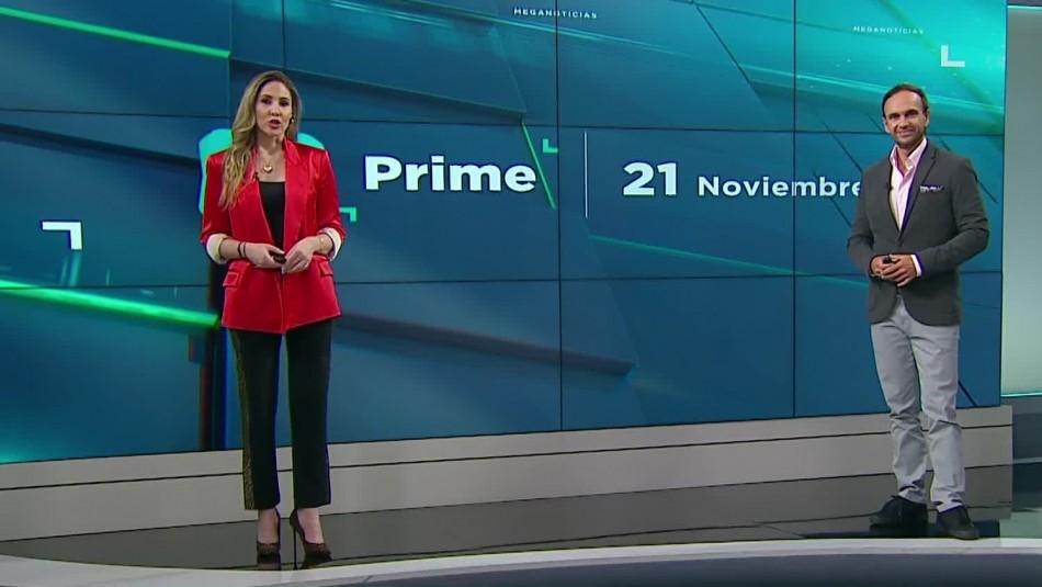 Meganoticias Prime - Sábado 21 de noviembre 2020