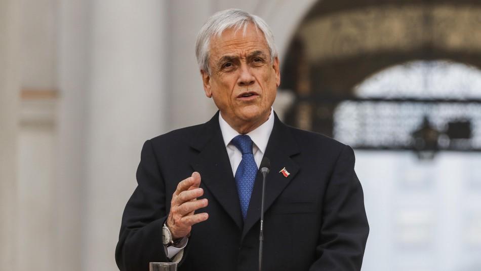Retiro del 10%: Presidente Piñera presenta requerimiento de inconstitucionalidad ante el TC