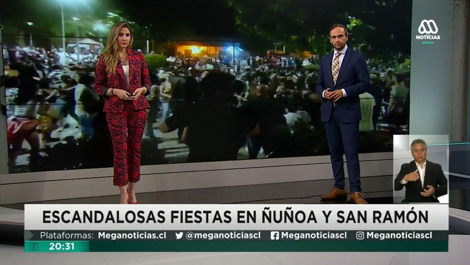 Meganoticias Prime - Domingo 22 de noviembre 2020