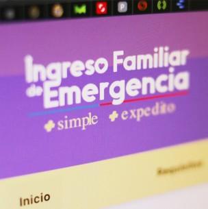 Último día de pago del Ingreso Familiar de Emergencia: Revisa si te corresponde