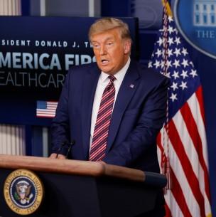 Donald Trump aprueba el proceso de transición a la nueva administración de Joe Biden