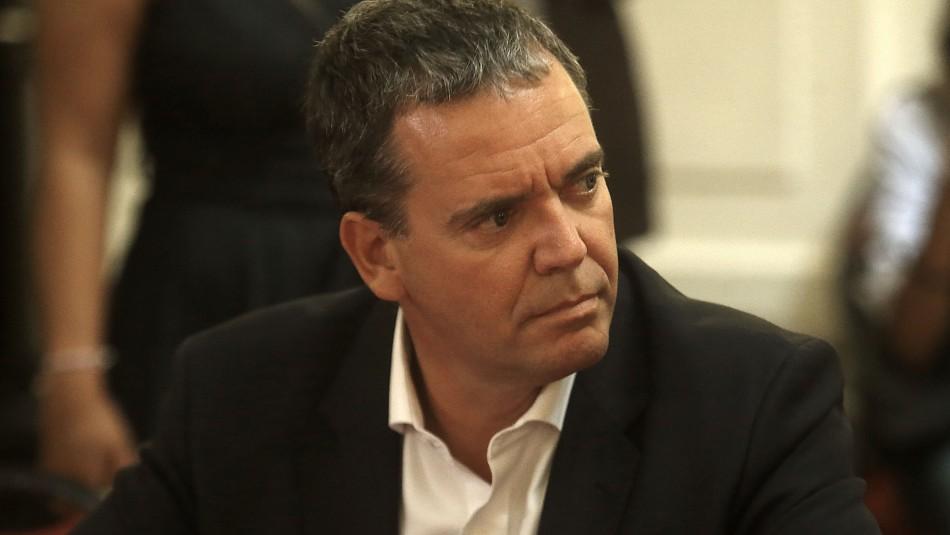 Harboe critica al Gobierno por recurrir al TC: