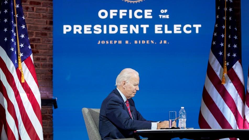 Michigan confirma la victoria de Joe Biden en ese Estado en las elecciones de EE.UU.