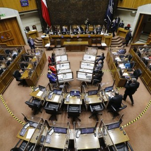 Segundo retiro de Fondos AFP: Comisión del Senado vuelve a debatir proyecto del Gobierno