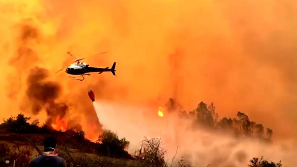 Tormenta de fuego: Familiares de víctimas de incendios forestales del 2017 siguen sin reparación