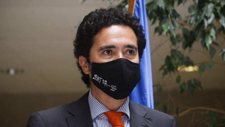 Ministro Briones anuncia nuevo IFE para comunas que estén en cuarentena