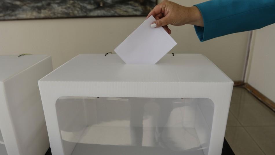 Presentan proyecto para adelantar elecciones presidenciales y parlamentarias para abril de 2021