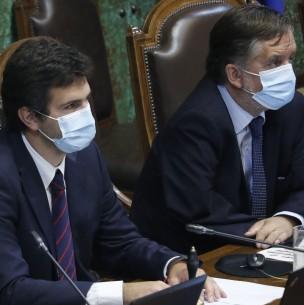 Presentan moción de censura a la mesa de la Cámara de Diputados